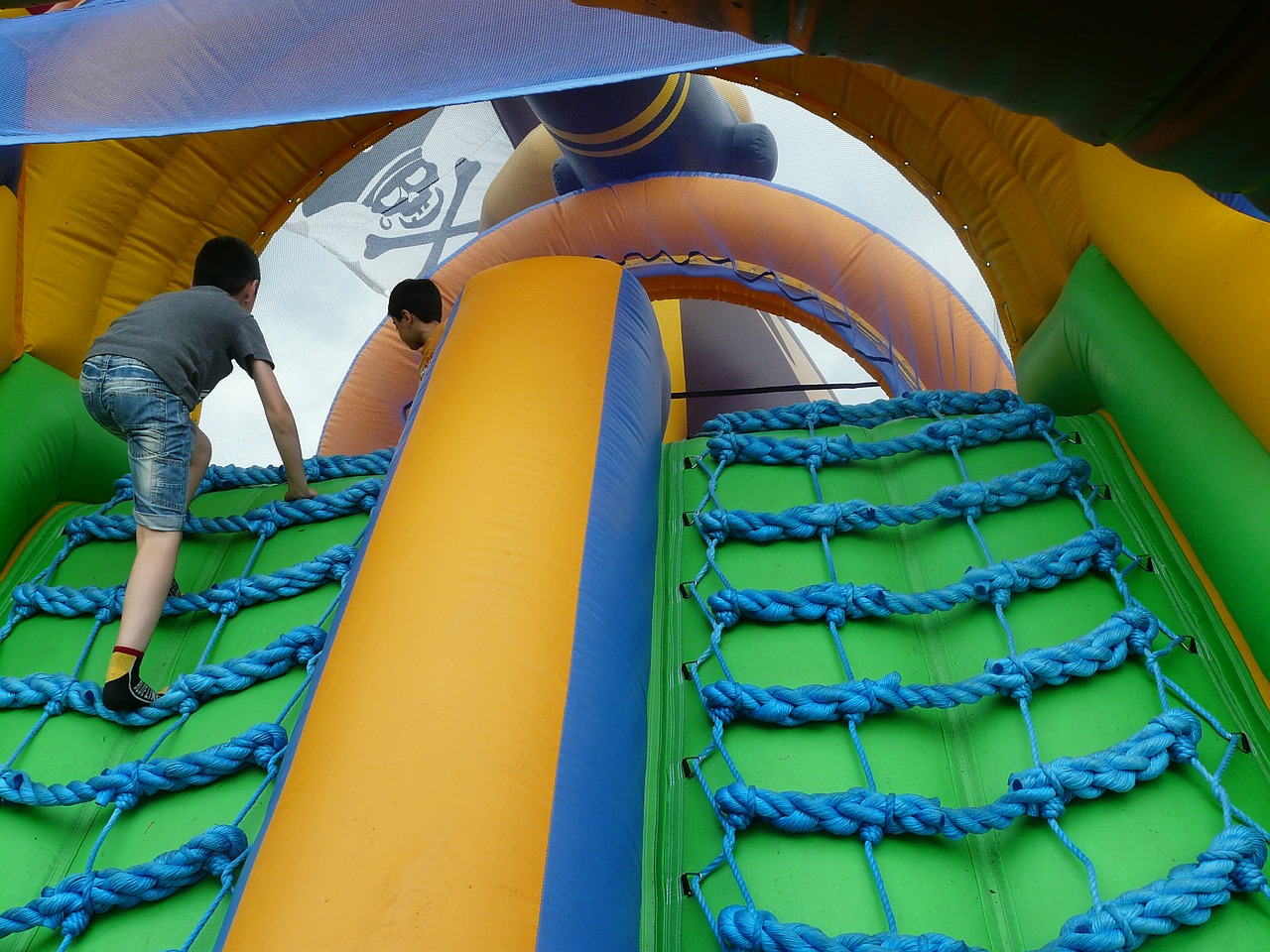 bouncy castle insurance