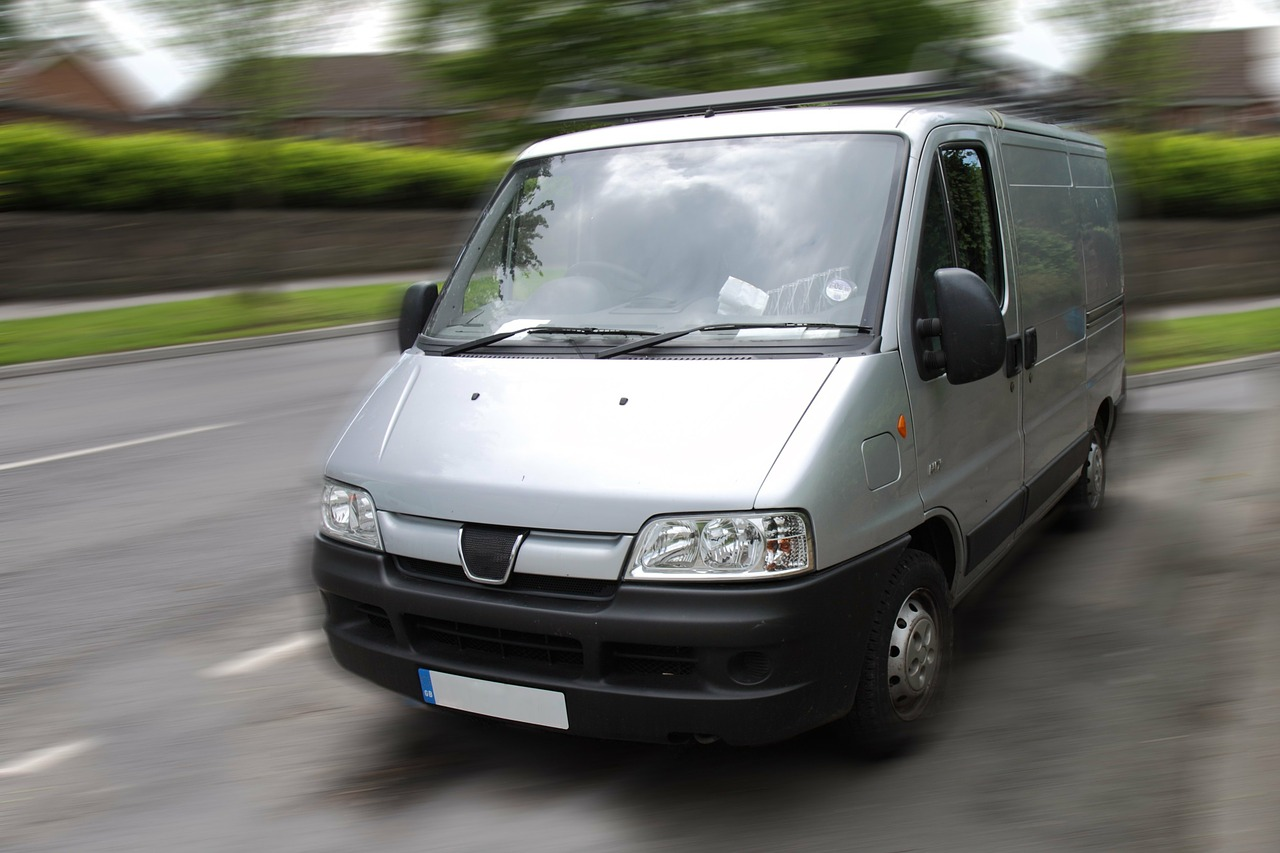 commercial van insurance