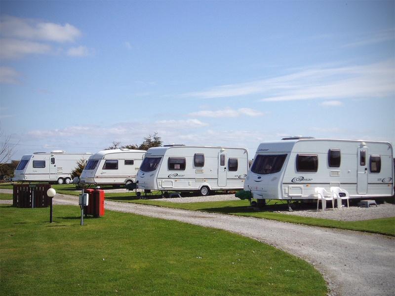 Caravan park insurance