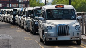 Can taxis compete with Uber?