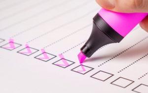 festival planning checklist