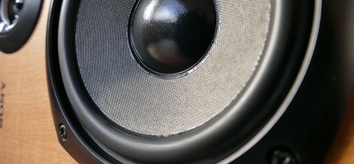 modified car speakers